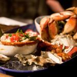 Half Dungeness Crab