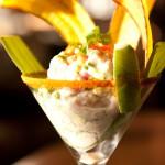 Seafood Trio Salad